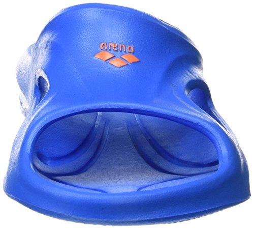 Arena Hydrosoft JR Box, Chanclas niños Azul (Fastblue)