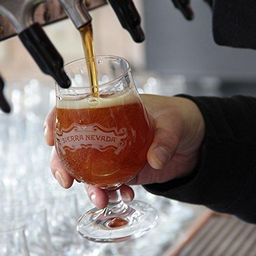 (Sierra Nevada Brewing Company - Luettich Balloon Glass)