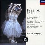 Fête du Ballet - A Compendium of Ballet Rarities / NPO, LSO, Richard Bonynge