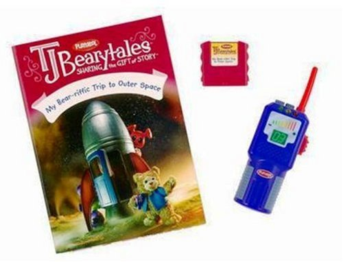 Hasbro Playskool T.J. Bearytales - My Bear-riffic Trip to Outer Space