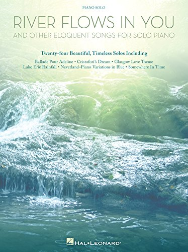 River Flows in You and Other Eloquent Songs for Solo Piano (Songbook)