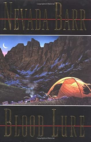 book cover of Blood Lure