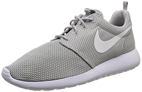 One 511881 Grey Roshe Nike Wolf White Uomo Sneakers 5YUEqqwxR