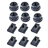 """T003 58 Pc. Clamping Kit, 7/16"""" T, 3/8-16 Studs"""