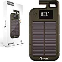 Solar Charger - Solar Power Bank - Outdo...