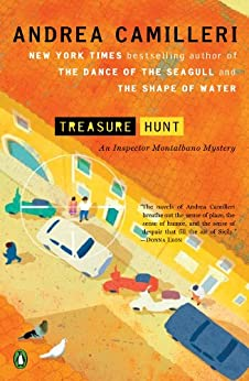 Treasure Hunt Inspector Montalbano Mysteries ebook