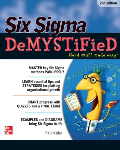 Download Six Sigma Demystified, 2nd Edition pdf