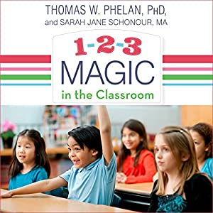 1-2-3 Magic in the Classroom Hörbuch