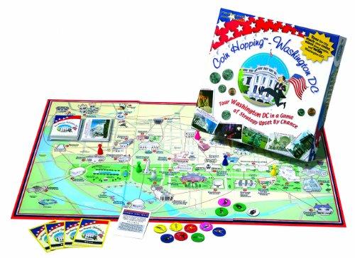Washington Monopoly - Coin Hopping-Washington DC