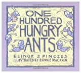 One Hundred Hungry Ants (Mathematics Big Book Series)
