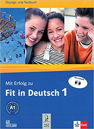 Buy Mit Erfog Zu Fit In Deutsch 1 With Cd Book Online At Low