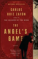 From the author of the international phenomenon The Shadow of the Wind, comes a riveting masterpiece about love, literature, and betrayal.In this powerful, labyrinthian thriller, David Martín is a pulp fiction writer struggling to stay afloa...