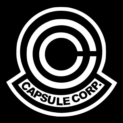 Capsule DragonBall Laptop Window Decal product image