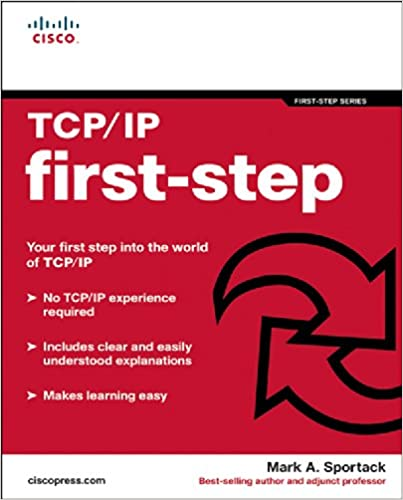 TCP/IP First-Step: TCP/IP FirstStep ePub _1 1st Edition, Kindle Edition