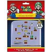 Super Mario MS65081 - Kit de 23 imanes