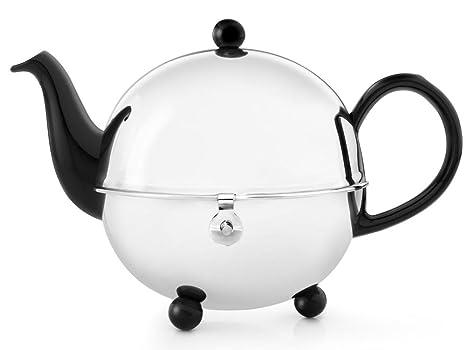 Amazon.com: Bredemeijer Cosy – Tetera, 1.3-liter, cerámica ...