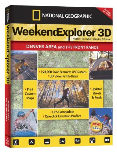 Weekend Explorer 3D - Denver Area & the Front - Outlets Denver Shopping