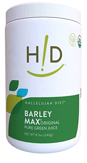 BarleyMax (8.5 oz) Powder, Hallelujah Acres: Amazon.es: Hogar
