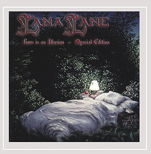 Lana Lane: Love Is An Illusion Special ed (Audio CD)
