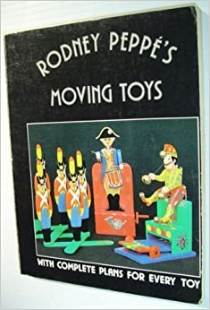 Book Rodney Peppe's Moving Toys by Rodney Peppe (1981-01-01)
