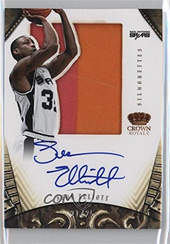 Sean Elliott #21/25 (Basketball Card) 2012-13 Panini Pref...