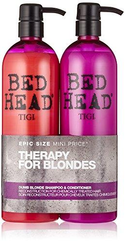 TIGI Dumb Blonde Conditioner 750ml - 6