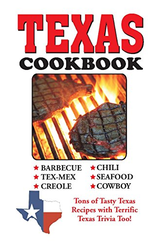 Texas Cookbook by Shayne K. Fischer, Golden West Publishers