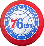 NBA Philadelphia 76Ers Spaldingteam Logo, Blue, N