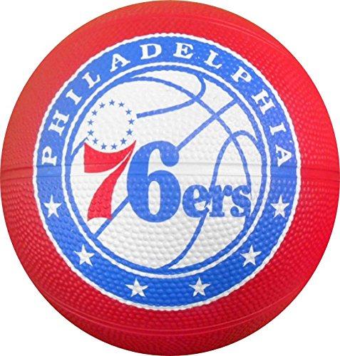 (NBA Philadelphia 76Ers Spaldingteam Logo, Blue, N)