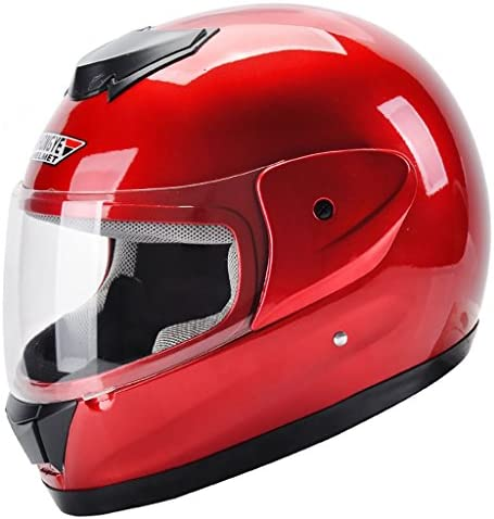 安全装置 ヘルメット - メンズMオートバイヘルメット夏日保護ヘルメット四季全般6色光人格ファッションヘルメット 個人用保護具 (色 : A)