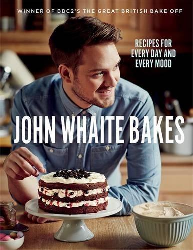 bake off recipe books