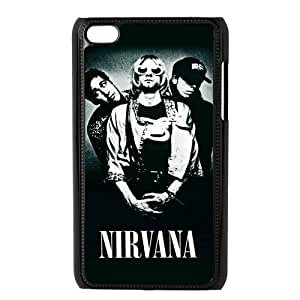 1pc Plastic Snap On Case Cover Skin For Iphone 5/5S, Nirvana Iphone 5/5Ss