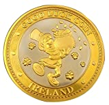 Collectors Edition Good Luck Design Coin