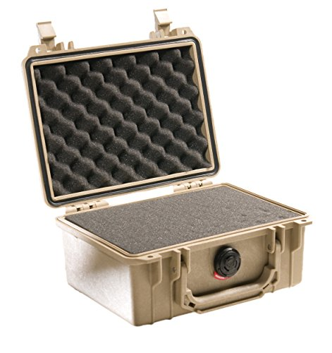 Pelican 1150 Camera Case With Foam (Desert Tan)