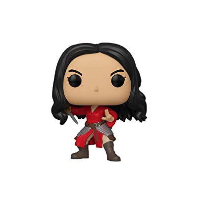 Funko Pop! Disney: Mulan (Live) - Warrior Mulan, Multicolour: Toys & Games