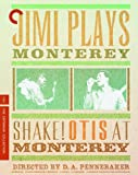 Jimi Plays Monterey & Shake! Otis At Monterey: The Criterion Collection [Blu-ray]