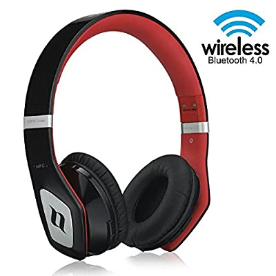 Wireless Headphones Bluetooth 4.0 by Noontec: ZORO II Wireless Headphones With High Quality Audio - Cutting Edge Bluetooth Headset With Lossless Transmission encoding - Best Earbuds In 2016