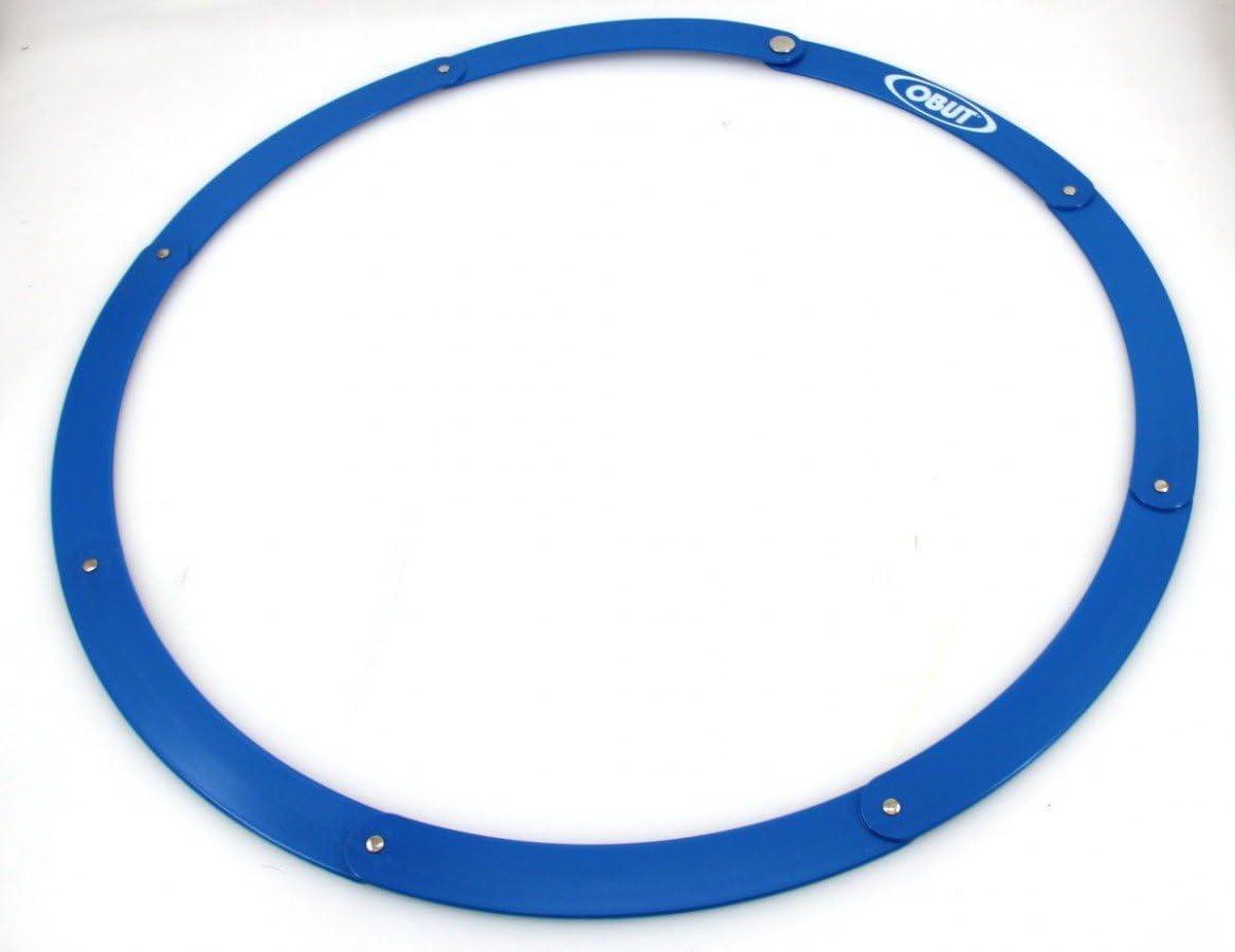Cercle de p/étanque Pliant Bleu