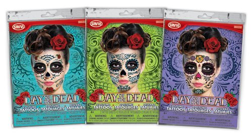 Day of the Dead Tattoos! (Bundle of