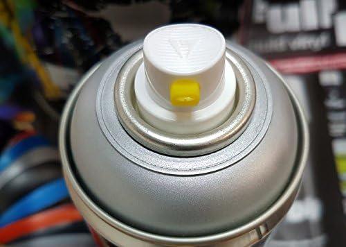 Fulldip Fld0200 Vinyl Flüssigkeit Aluminium Metallic 400 Ml Auto