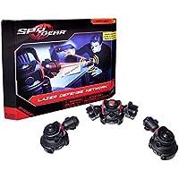 Spy Gear 6021519 - Sistema de defensa láser