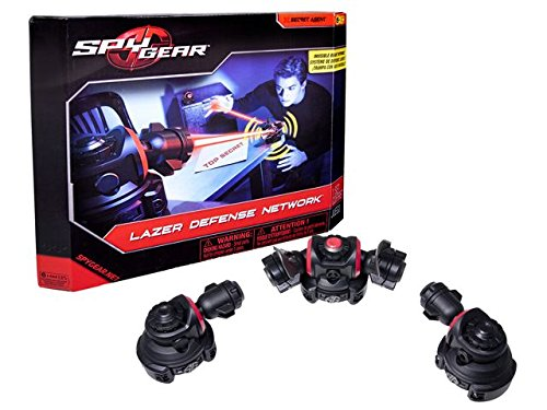 2 opinioni per Spinmaster Lazer Defense Network, 6021519