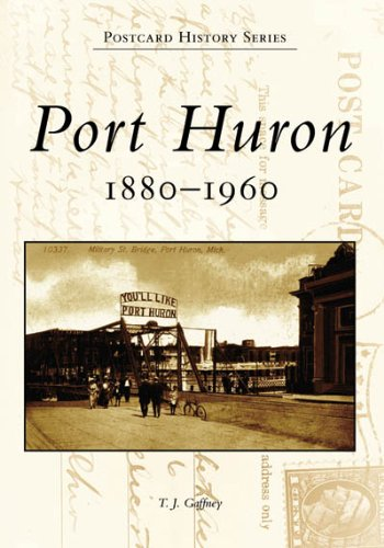 - Port Huron:  1880-1960   (MI)   (Postcard  History  Series)