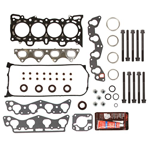 Evergreen HSHB4029 Cylinder Head Gasket Set Head Bolt (2000 Honda Civic Cylinder Head compare prices)