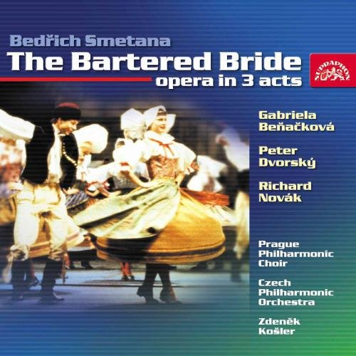 Bride Bartered Opera - Bartered Bride