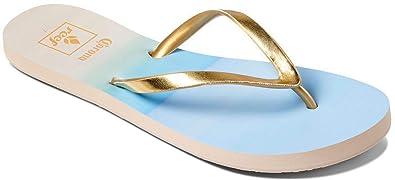 81d8e0cec Amazon.com | Reef Women's Stargazer X Corona Flip-Flop | Shoes