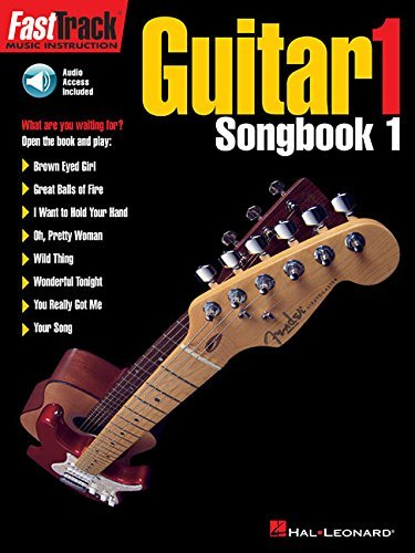 FastTrack Guitar Songbook 1 - Level 1 (Fasttrack Series)