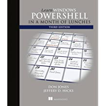 learn powershell in a month of lunches pdf