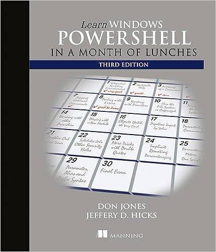 windows powershell cookbook 3rd edition epub