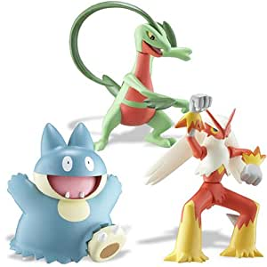 Amazon Com Pokemon Jakks Pacific Battle Frontier Series 1